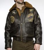 куртки (100% кожа)
