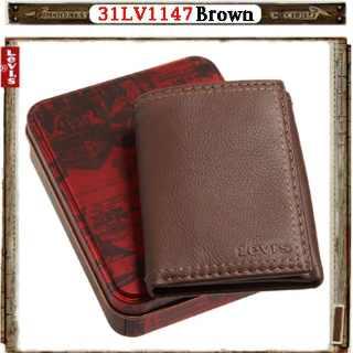 кошелек 31LV1147 Brown