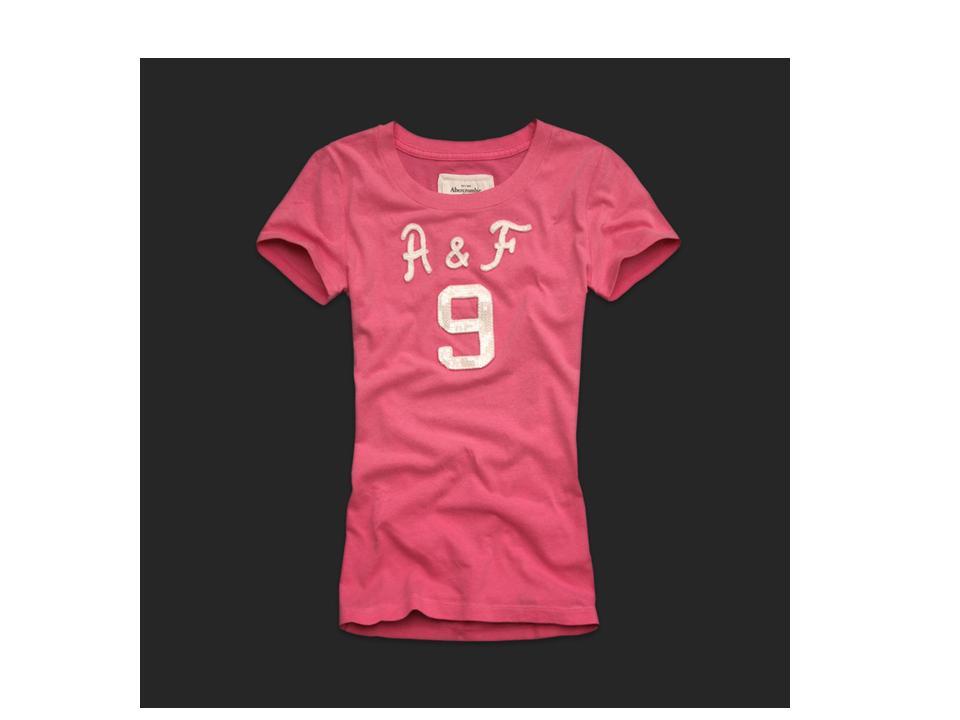 футболки Abercrombie&Fitch WF-W315