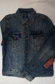 куртка джинсовая Just Usa JA578MBL