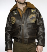 куртка Schott G1TG antigue