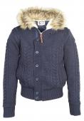 куртка Schott F1275 navy