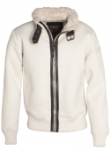 куртка Schott F1150 white
