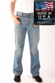 джинсы DKNY