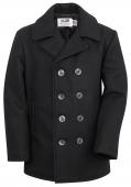 бушлат-пальто Schott 740 black