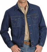 куртка джинсовая Wrangler 74145PW