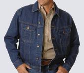 куртка джинсовая Wrangler RJK30AN