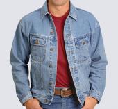 куртка джинсовая Wrangler RJK30VI
